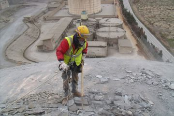 Altur Trabajos Verticales Alicante Cemex