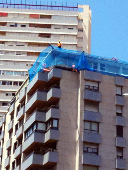 Altur Trabajos Verticales Alicante Alfonso Rojas
