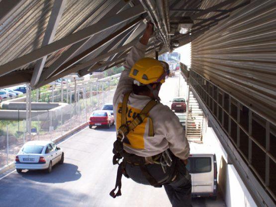Altur Trabajos Verticales Alicante Bunge