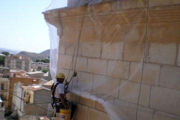 Altur Trabajos Verticales Alicante Iglesia Monovar