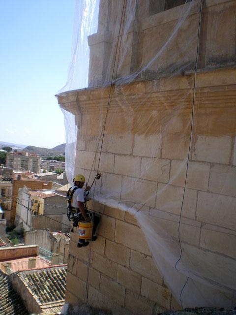 Iglesia de mon var alicante altur - Trabajos verticales en alicante ...