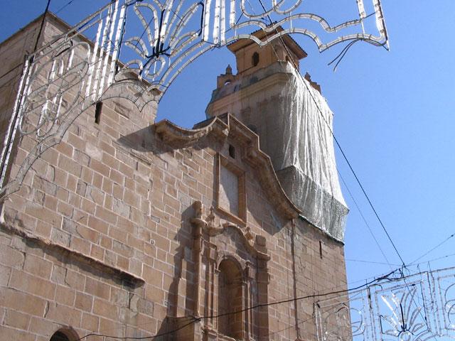 Altur trabajos verticales alicante iglesia monovar altur - Trabajos verticales en alicante ...