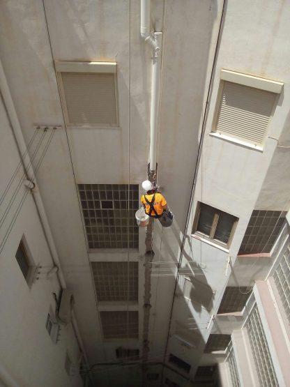 Altur Trabajos Verticales Alicante Ramon