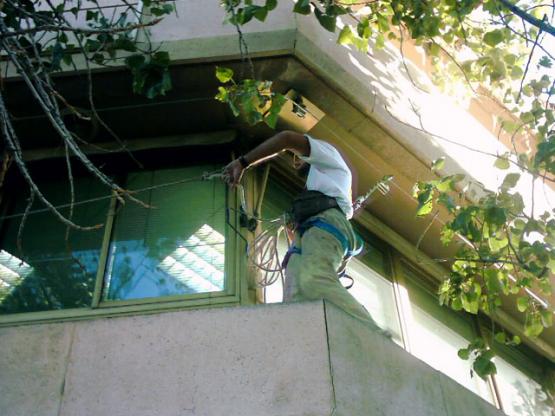 Altur Trabajos Verticales Alicante INEM